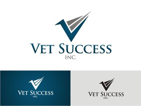 Logo Design by key - Entry No. 95 in the Logo Design Contest Imaginative Logo Design for Vet Success Inc..