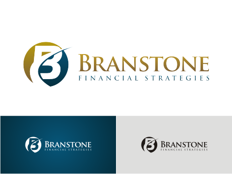 Logo Design by key - Entry No. 21 in the Logo Design Contest Inspiring Logo Design for Branstone Financial Strategies.