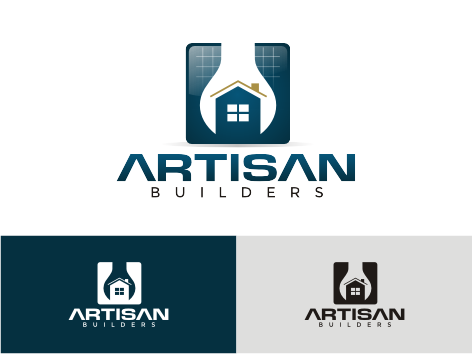 Logo Design by key - Entry No. 58 in the Logo Design Contest Captivating Logo Design for Artisan Builders.