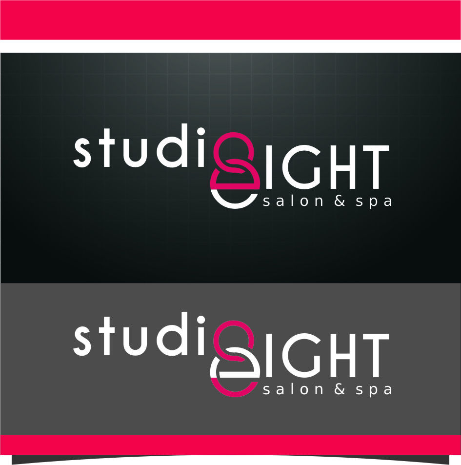 Logo Design by RasYa Muhammad Athaya - Entry No. 128 in the Logo Design Contest Captivating Logo Design for studio eight salon & spa.