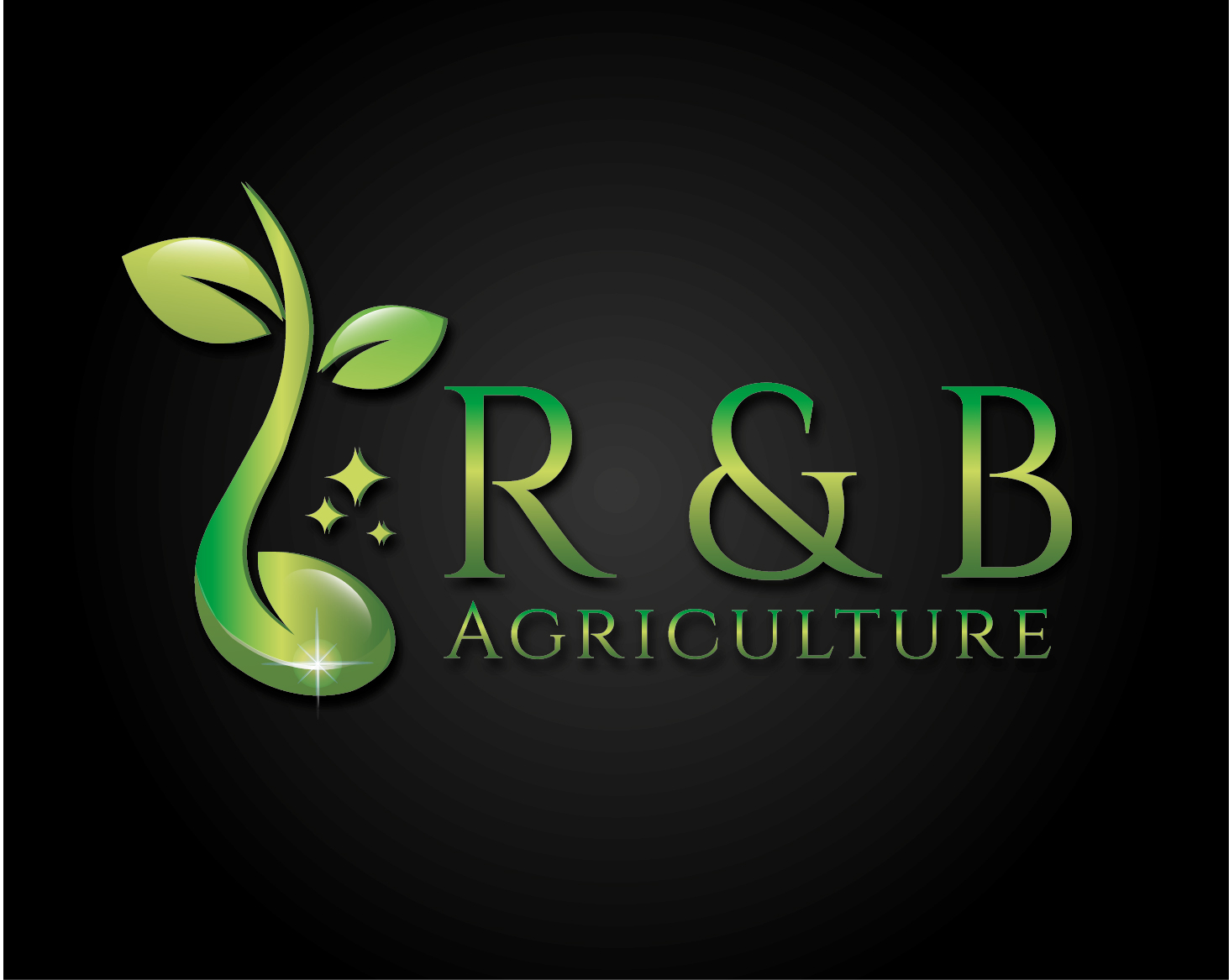 Logo Design by VENTSISLAV KOVACHEV - Entry No. 120 in the Logo Design Contest Captivating Logo Design for R & B Agriculture.