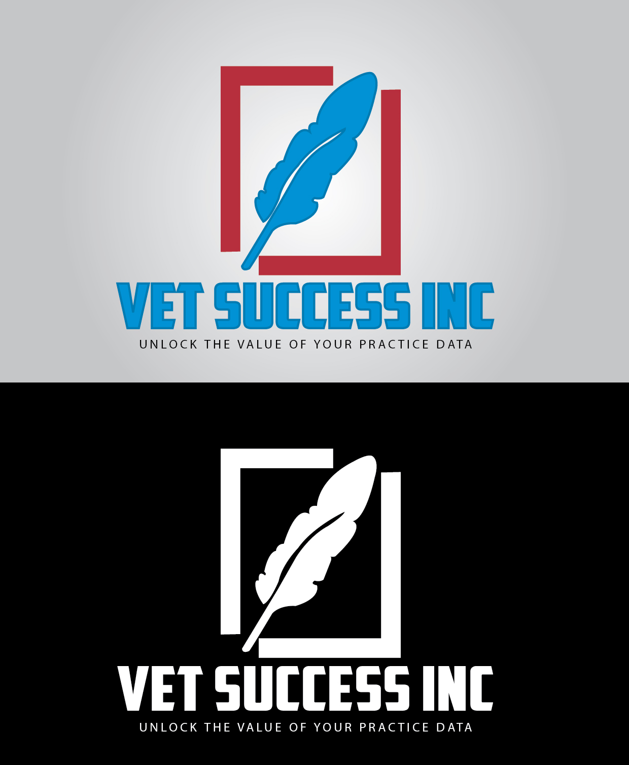 Logo Design by mediaproductionart - Entry No. 97 in the Logo Design Contest Imaginative Logo Design for Vet Success Inc..
