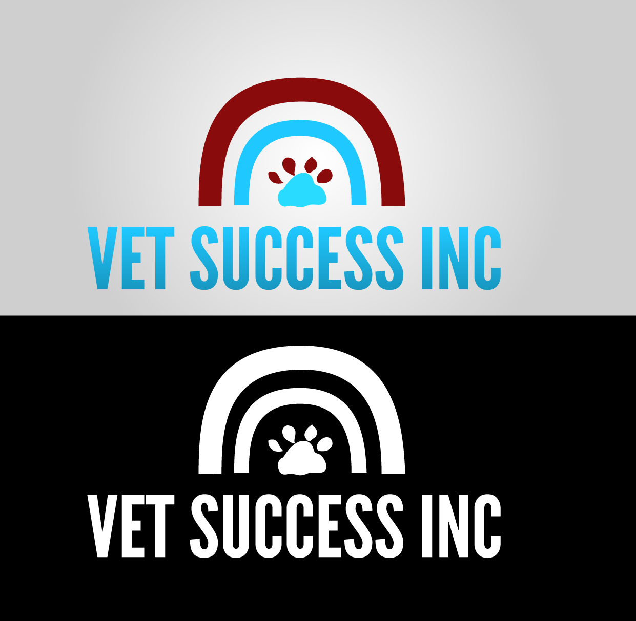 Logo Design by mediaproductionart - Entry No. 99 in the Logo Design Contest Imaginative Logo Design for Vet Success Inc..