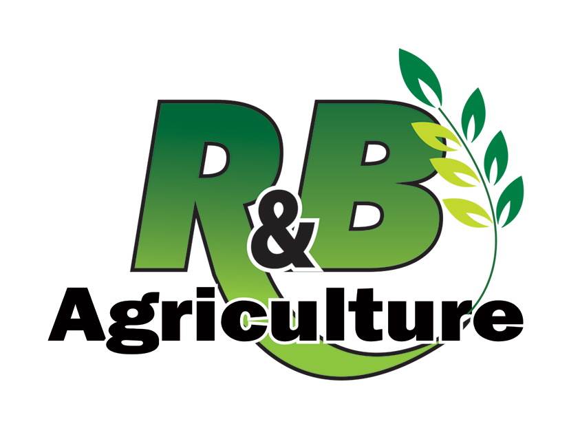 Logo Design by Mohamed Sheikh - Entry No. 123 in the Logo Design Contest Captivating Logo Design for R & B Agriculture.