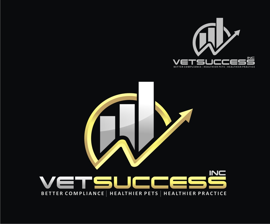 Logo Design by Reivan Ferdinan - Entry No. 103 in the Logo Design Contest Imaginative Logo Design for Vet Success Inc..