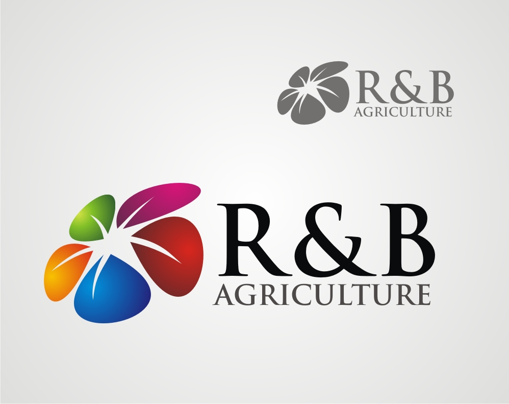 Logo Design by Reivan Ferdinan - Entry No. 124 in the Logo Design Contest Captivating Logo Design for R & B Agriculture.