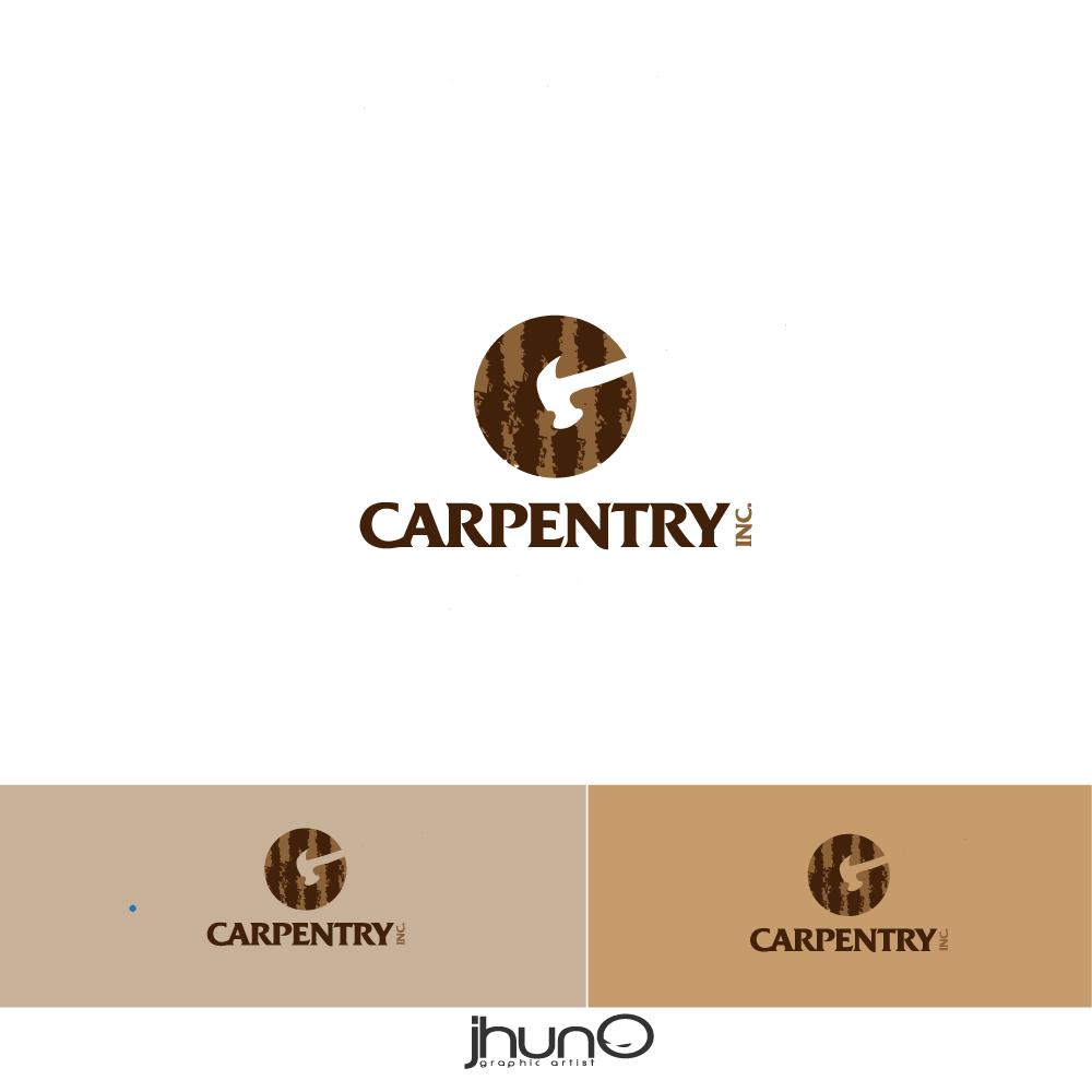Logo Design by zesthar - Entry No. 1 in the Logo Design Contest Creative Logo Design for Carpentry inc..
