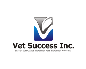 Logo Design by Ochim Cakep - Entry No. 104 in the Logo Design Contest Imaginative Logo Design for Vet Success Inc..