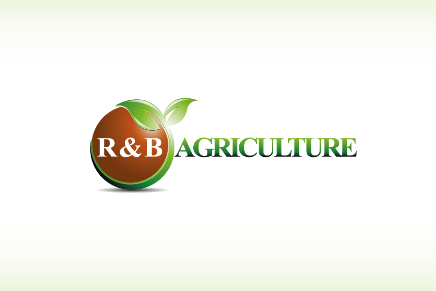 Logo Design by Private User - Entry No. 125 in the Logo Design Contest Captivating Logo Design for R & B Agriculture.