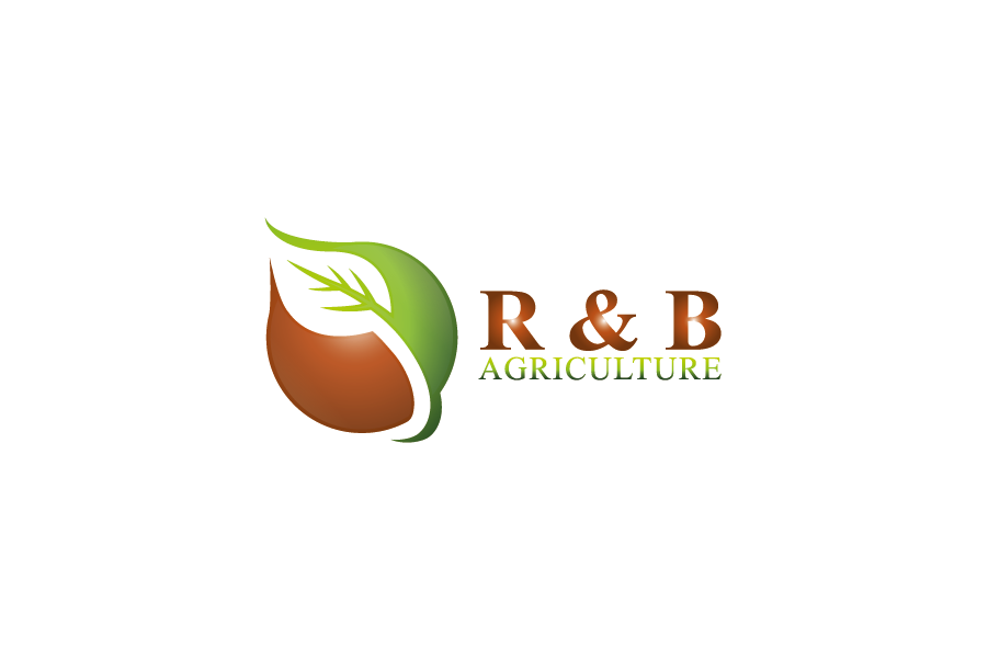 Logo Design by Private User - Entry No. 126 in the Logo Design Contest Captivating Logo Design for R & B Agriculture.