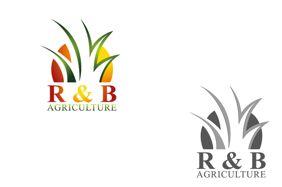 Logo Design by Private User - Entry No. 127 in the Logo Design Contest Captivating Logo Design for R & B Agriculture.
