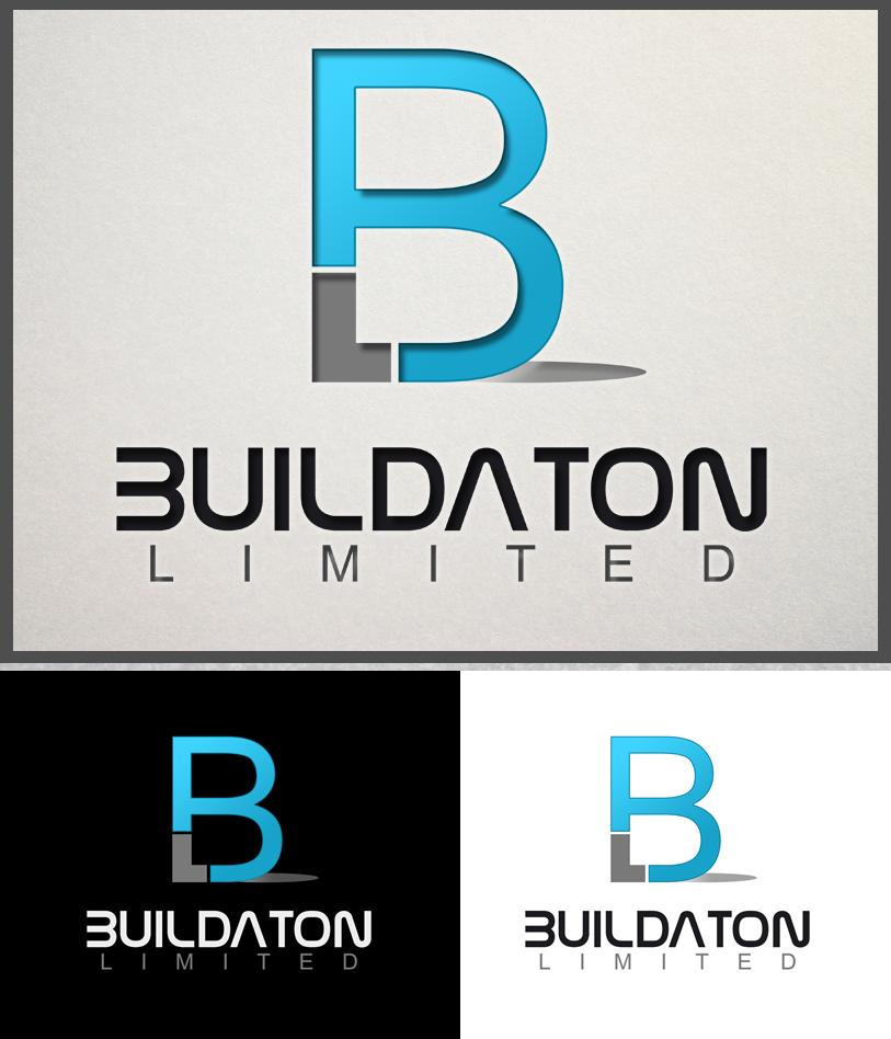 Logo Design by Private User - Entry No. 56 in the Logo Design Contest Artistic Logo Design for Buildaton Limited.