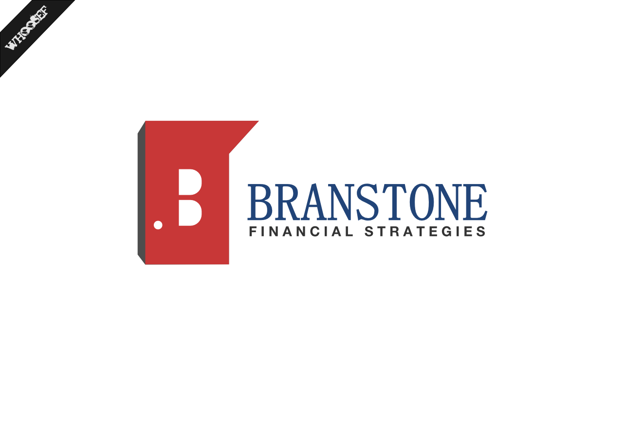 Logo Design by whoosef - Entry No. 35 in the Logo Design Contest Inspiring Logo Design for Branstone Financial Strategies.