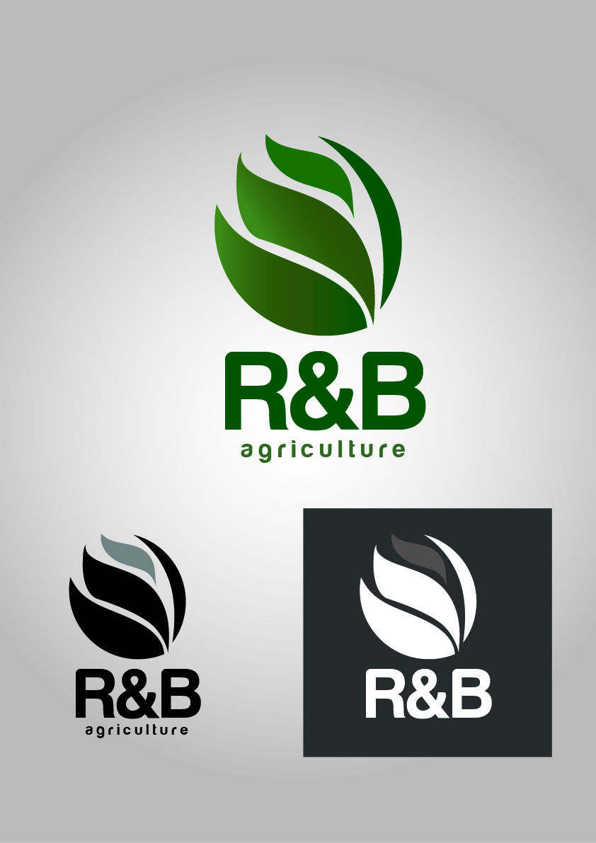 Logo Design by Iskander Dino - Entry No. 128 in the Logo Design Contest Captivating Logo Design for R & B Agriculture.