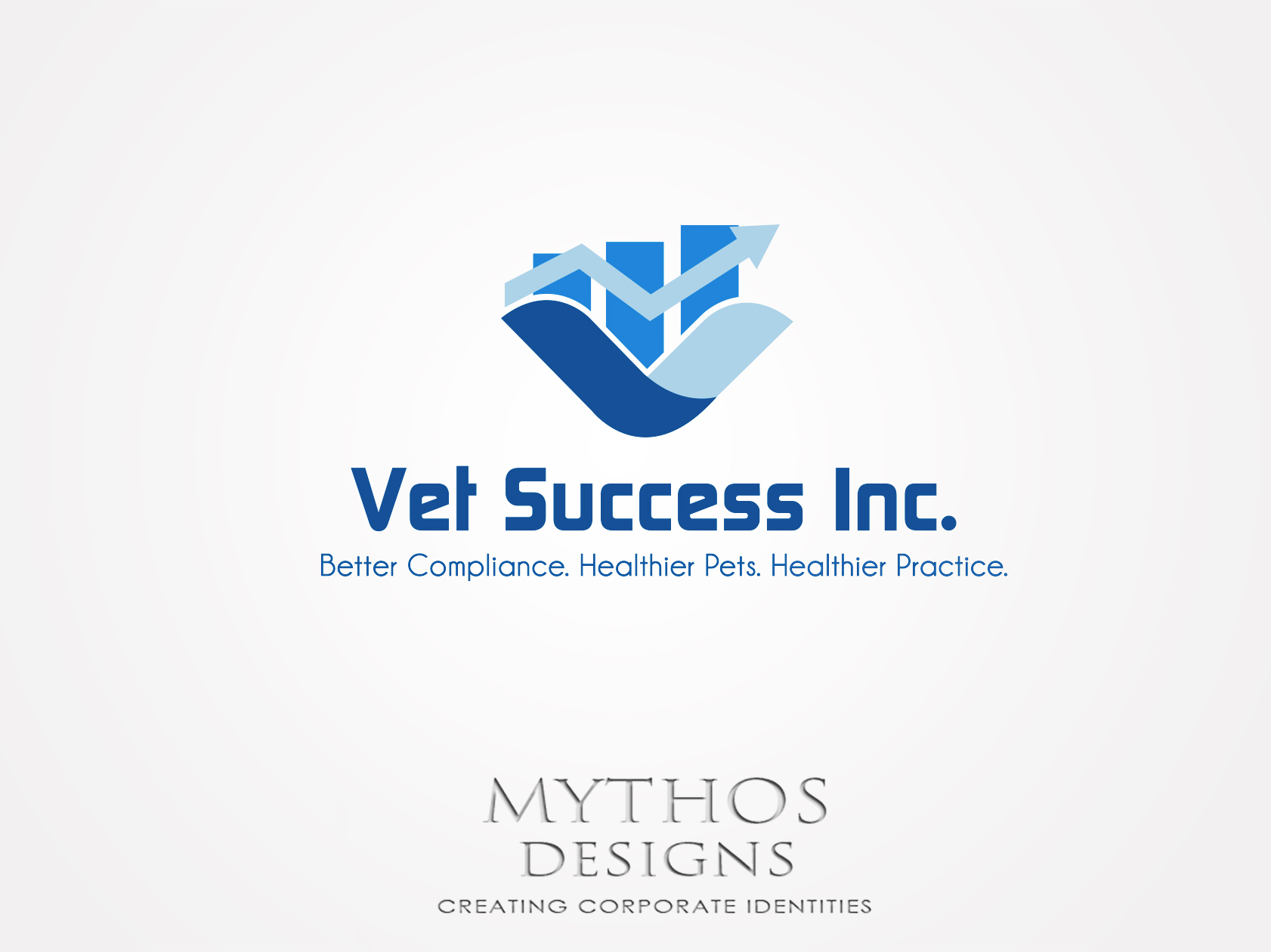 Logo Design by Mythos Designs - Entry No. 114 in the Logo Design Contest Imaginative Logo Design for Vet Success Inc..