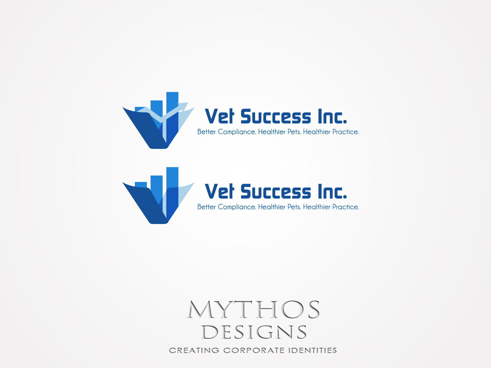 Logo Design by Mythos Designs - Entry No. 119 in the Logo Design Contest Imaginative Logo Design for Vet Success Inc..