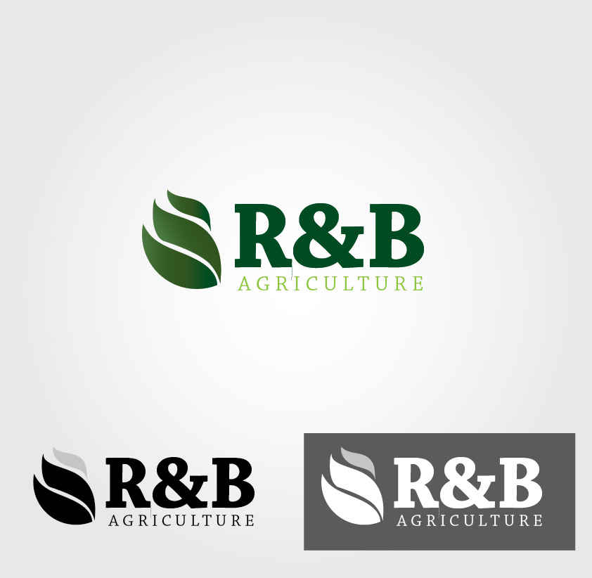 Logo Design by Iskander Dino - Entry No. 132 in the Logo Design Contest Captivating Logo Design for R & B Agriculture.