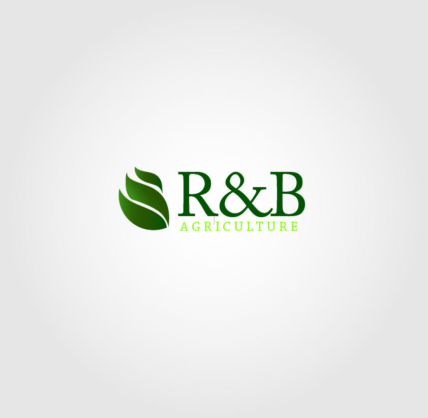 Logo Design by Iskander Dino - Entry No. 133 in the Logo Design Contest Captivating Logo Design for R & B Agriculture.