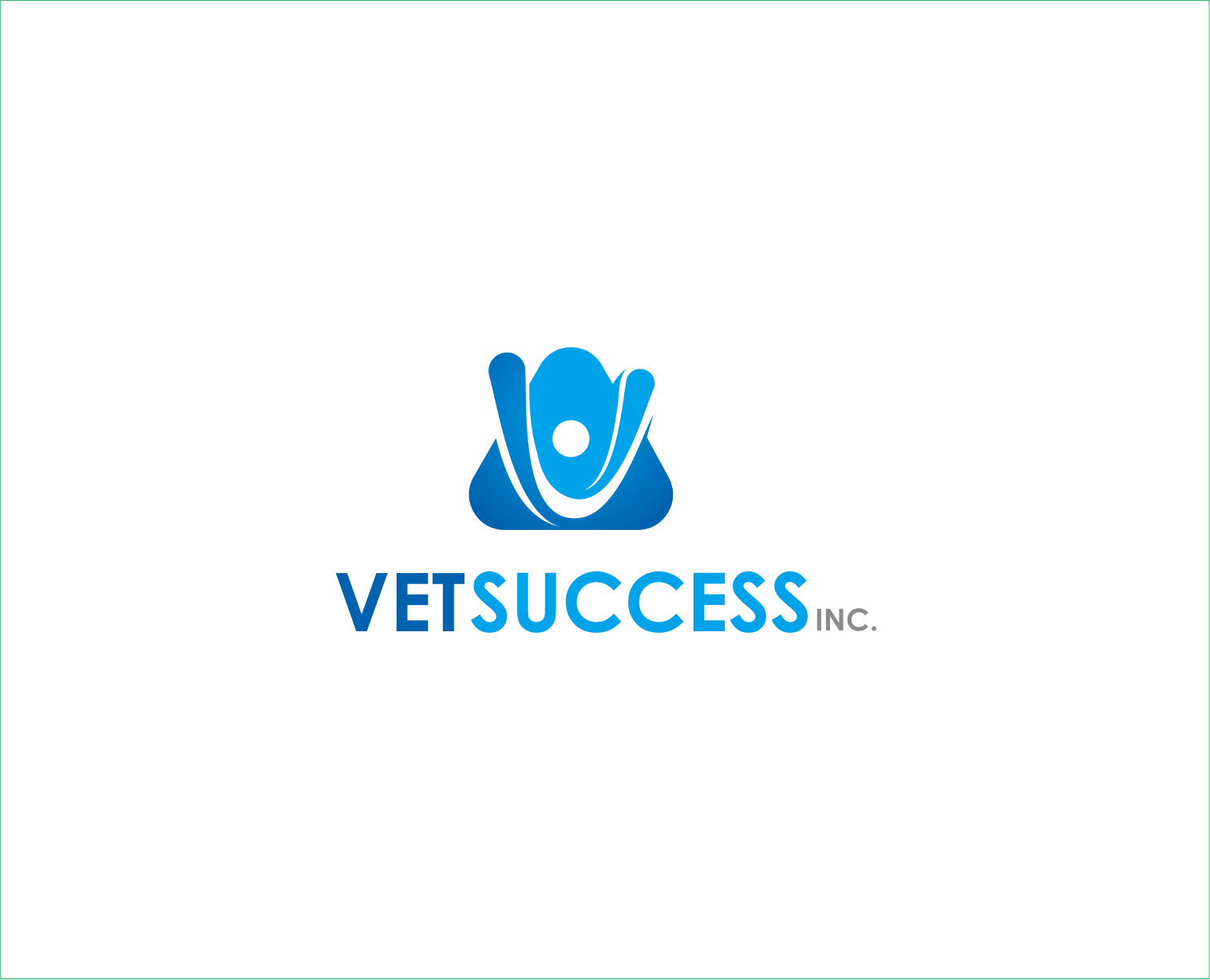 Logo Design by Armada Jamaluddin - Entry No. 123 in the Logo Design Contest Imaginative Logo Design for Vet Success Inc..
