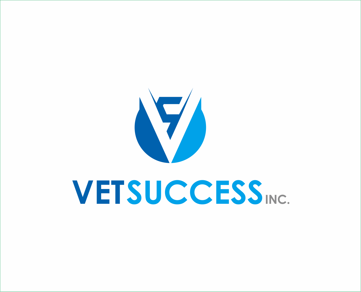 Logo Design by Armada Jamaluddin - Entry No. 128 in the Logo Design Contest Imaginative Logo Design for Vet Success Inc..