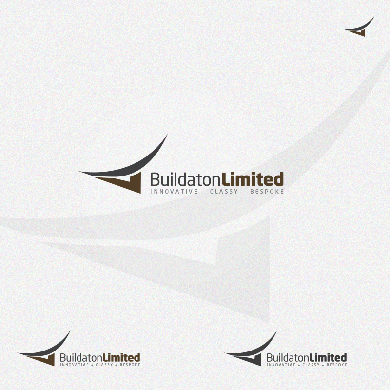 Logo Design by rockpinoy - Entry No. 60 in the Logo Design Contest Artistic Logo Design for Buildaton Limited.