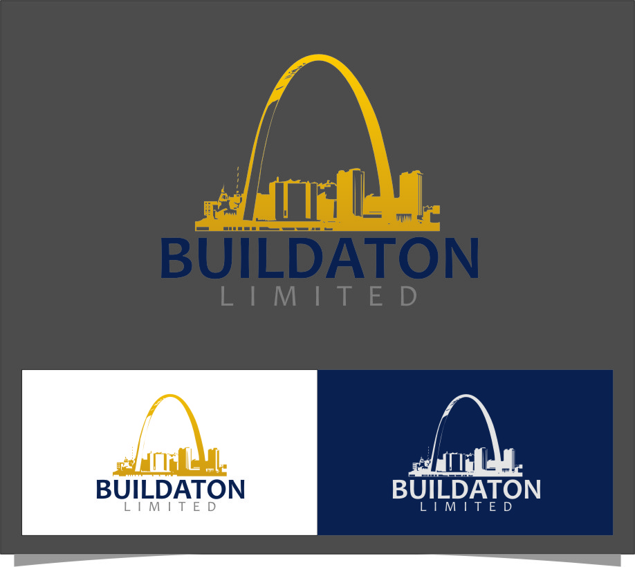 Logo Design by Ngepet_art - Entry No. 61 in the Logo Design Contest Artistic Logo Design for Buildaton Limited.