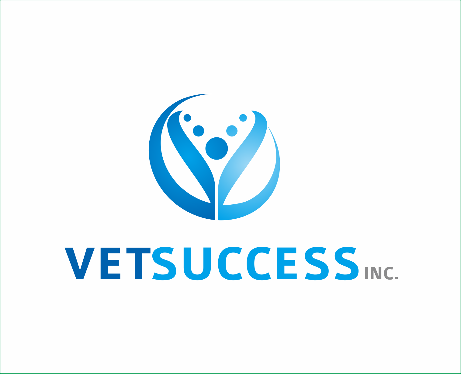 Logo Design by Armada Jamaluddin - Entry No. 132 in the Logo Design Contest Imaginative Logo Design for Vet Success Inc..