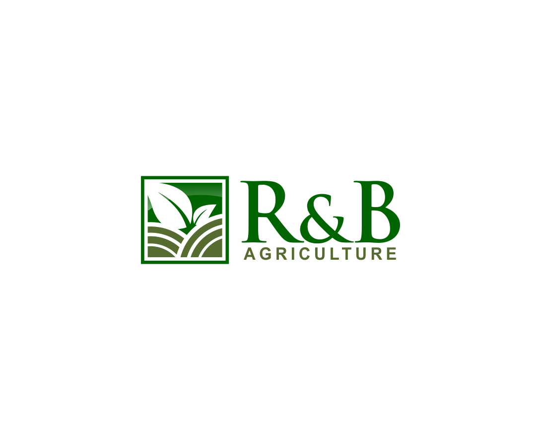 Logo Design by ningnung - Entry No. 134 in the Logo Design Contest Captivating Logo Design for R & B Agriculture.