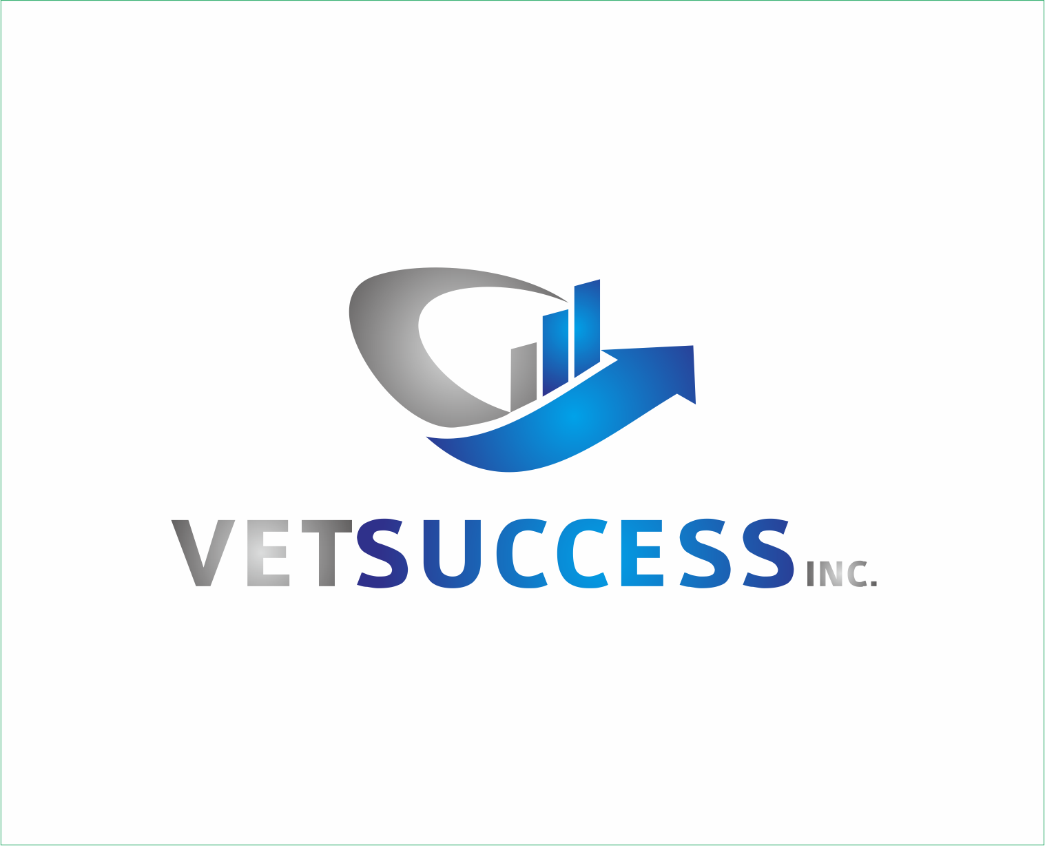 Logo Design by Armada Jamaluddin - Entry No. 138 in the Logo Design Contest Imaginative Logo Design for Vet Success Inc..