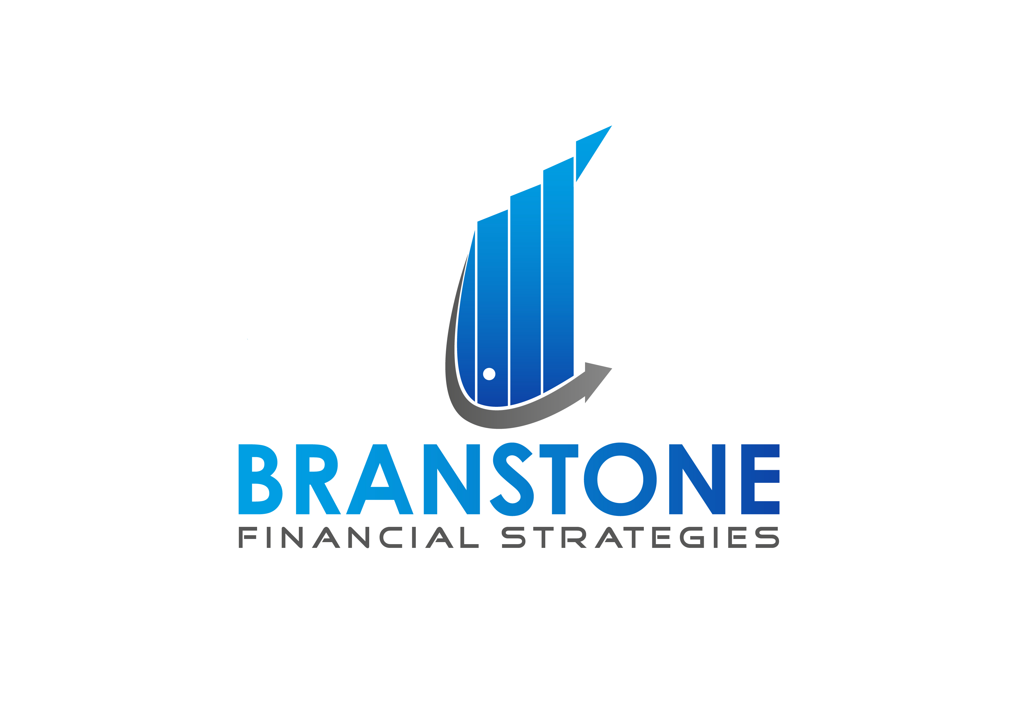 Logo Design by 3draw - Entry No. 41 in the Logo Design Contest Inspiring Logo Design for Branstone Financial Strategies.