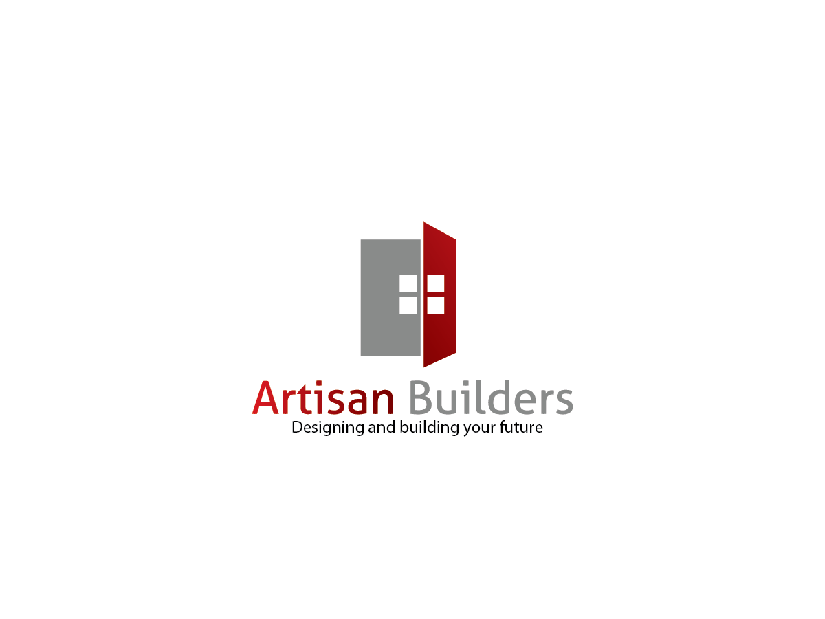 Logo Design by MD ANWAR SHADAT - Entry No. 68 in the Logo Design Contest Captivating Logo Design for Artisan Builders.