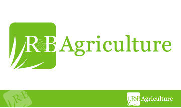 Logo Design by Mobin Asghar - Entry No. 141 in the Logo Design Contest Captivating Logo Design for R & B Agriculture.