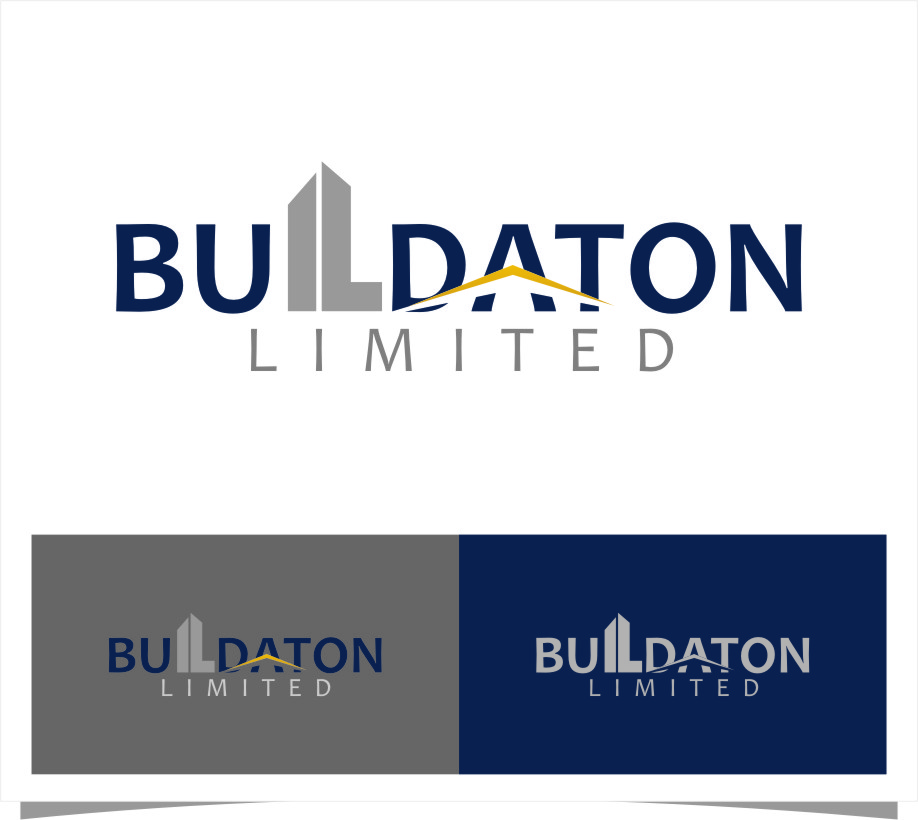 Logo Design by RasYa Muhammad Athaya - Entry No. 68 in the Logo Design Contest Artistic Logo Design for Buildaton Limited.