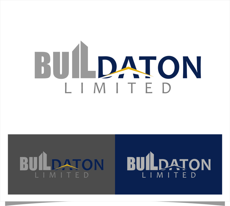 Logo Design by Ngepet_art - Entry No. 69 in the Logo Design Contest Artistic Logo Design for Buildaton Limited.