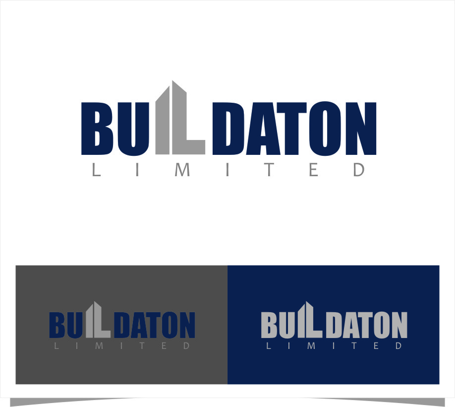 Logo Design by Ngepet_art - Entry No. 70 in the Logo Design Contest Artistic Logo Design for Buildaton Limited.