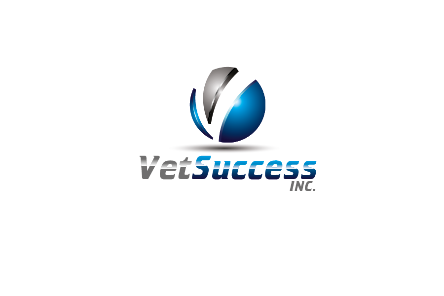 Logo Design by Private User - Entry No. 161 in the Logo Design Contest Imaginative Logo Design for Vet Success Inc..