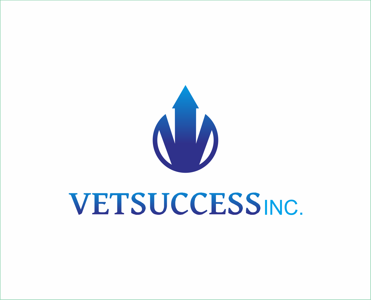 Logo Design by Armada Jamaluddin - Entry No. 166 in the Logo Design Contest Imaginative Logo Design for Vet Success Inc..