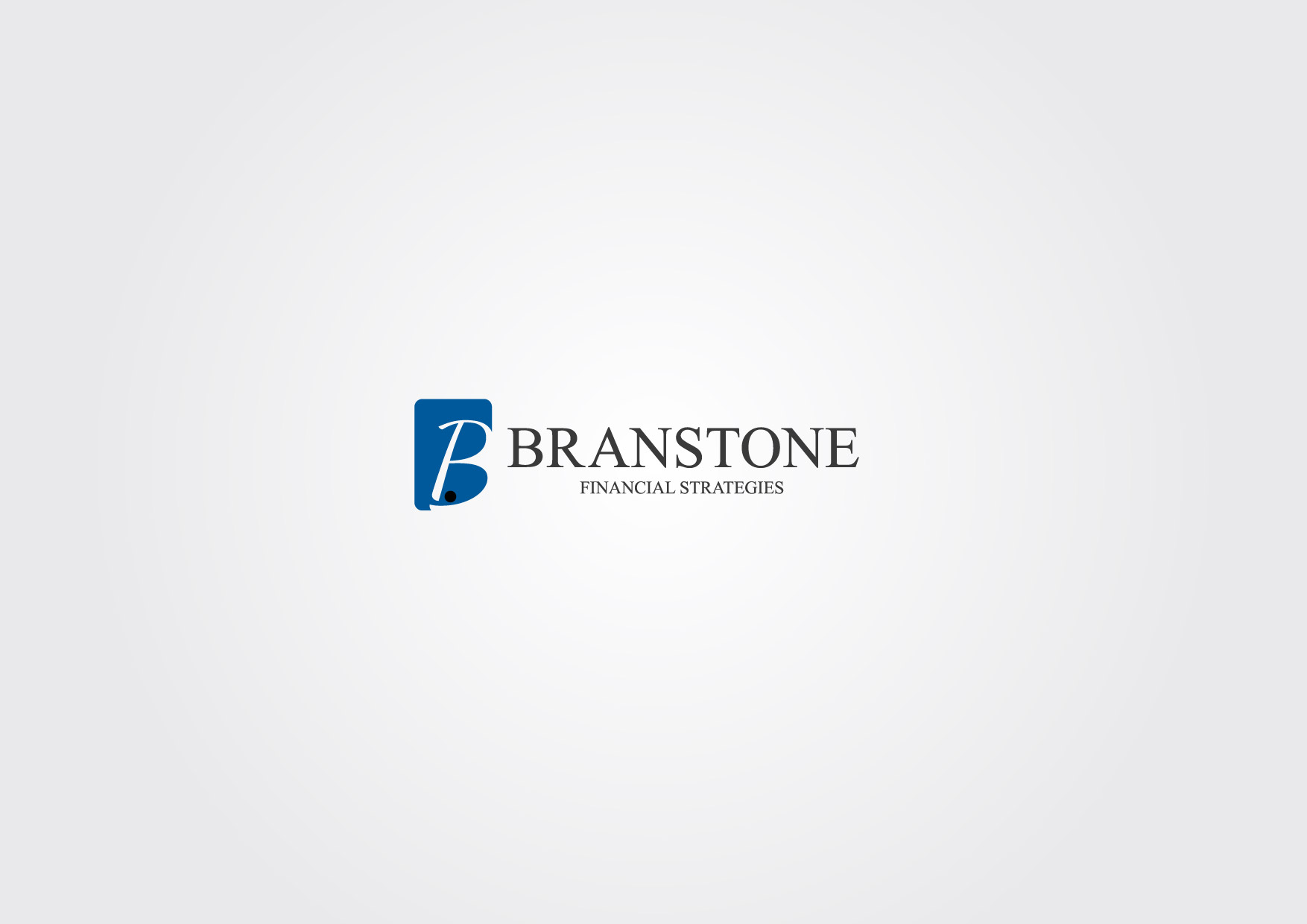 Logo Design by Osi Indra - Entry No. 52 in the Logo Design Contest Inspiring Logo Design for Branstone Financial Strategies.