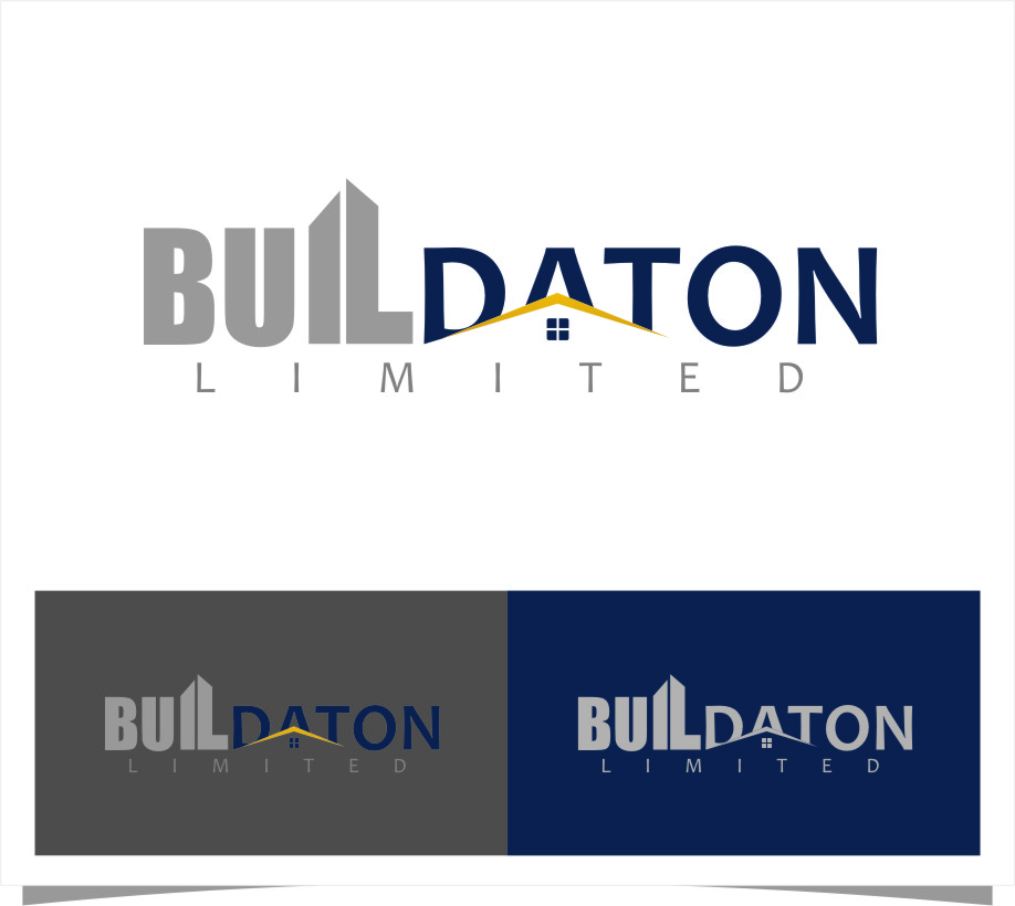 Logo Design by RasYa Muhammad Athaya - Entry No. 75 in the Logo Design Contest Artistic Logo Design for Buildaton Limited.