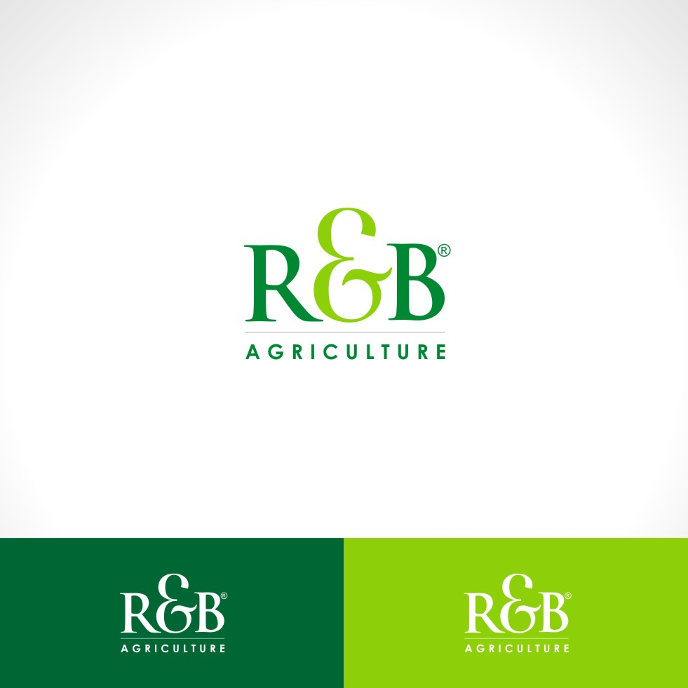 Logo Design by Private User - Entry No. 145 in the Logo Design Contest Captivating Logo Design for R & B Agriculture.