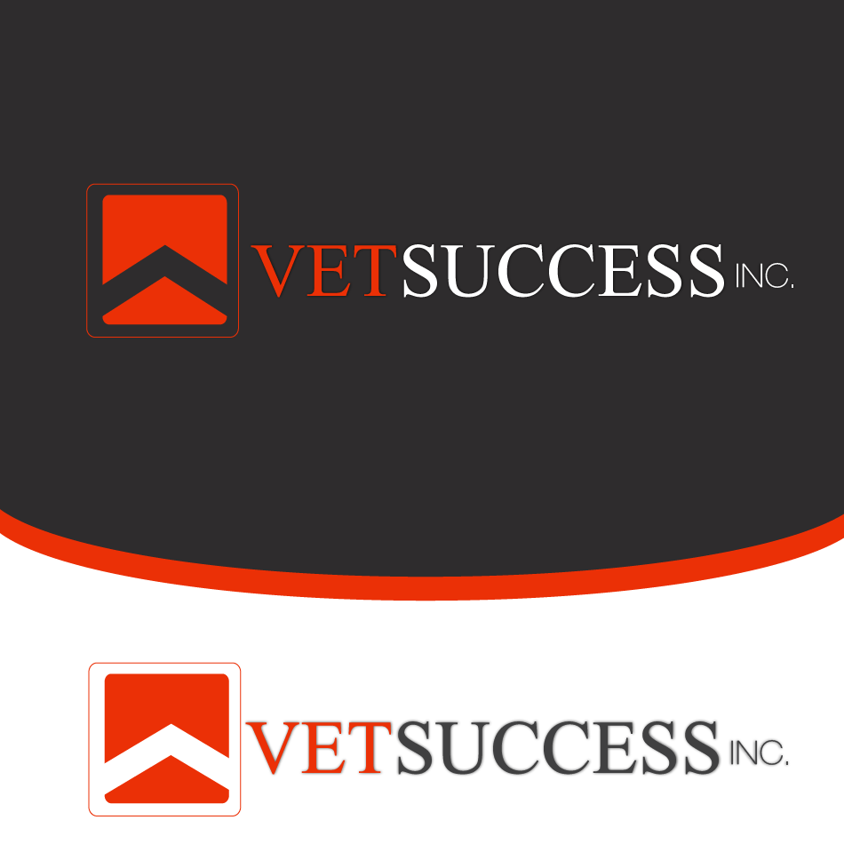 Logo Design by moonflower - Entry No. 172 in the Logo Design Contest Imaginative Logo Design for Vet Success Inc..