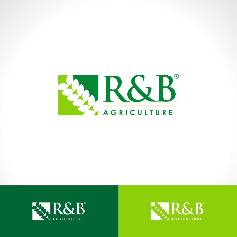 Logo Design by Private User - Entry No. 147 in the Logo Design Contest Captivating Logo Design for R & B Agriculture.