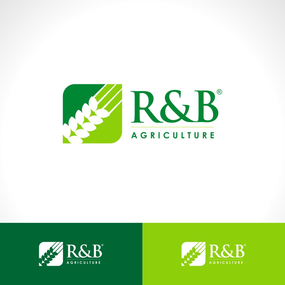 Logo Design by Private User - Entry No. 148 in the Logo Design Contest Captivating Logo Design for R & B Agriculture.