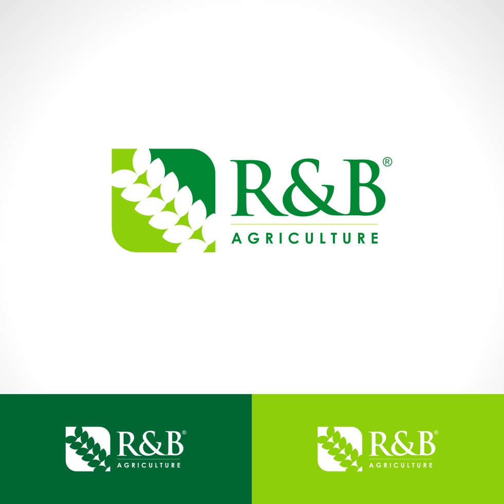 Logo Design by Private User - Entry No. 149 in the Logo Design Contest Captivating Logo Design for R & B Agriculture.