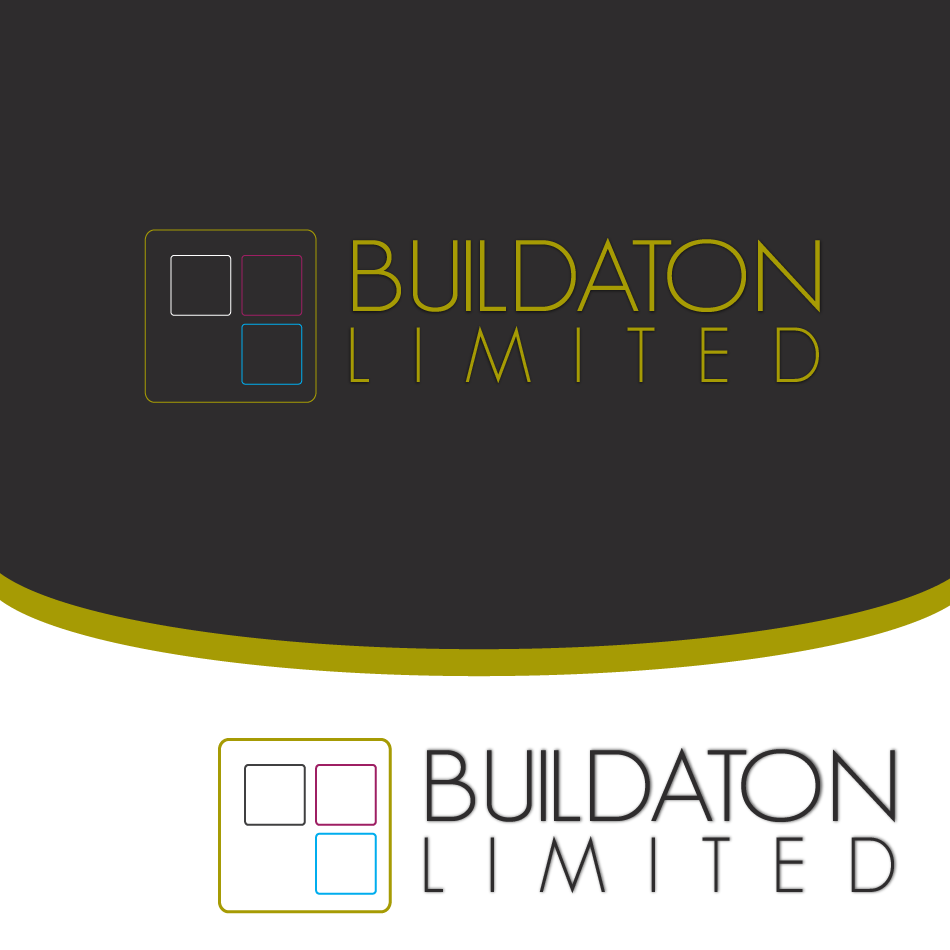 Logo Design by moonflower - Entry No. 79 in the Logo Design Contest Artistic Logo Design for Buildaton Limited.
