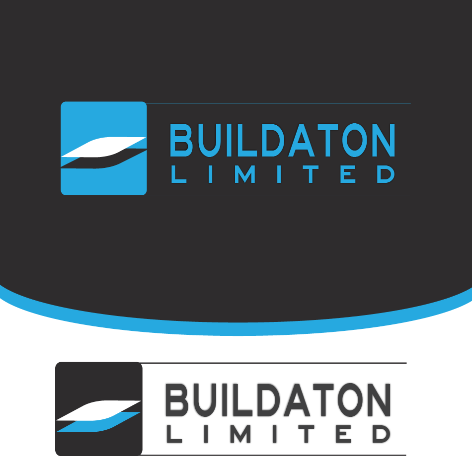 Logo Design by moonflower - Entry No. 83 in the Logo Design Contest Artistic Logo Design for Buildaton Limited.