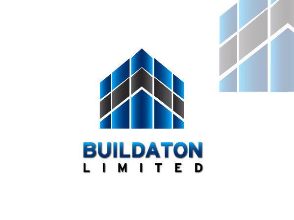 Logo Design by Private User - Entry No. 86 in the Logo Design Contest Artistic Logo Design for Buildaton Limited.