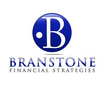 Logo Design by Crystal Desizns - Entry No. 64 in the Logo Design Contest Inspiring Logo Design for Branstone Financial Strategies.