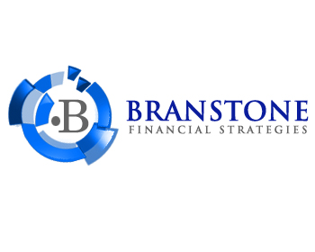 Logo Design by Crystal Desizns - Entry No. 65 in the Logo Design Contest Inspiring Logo Design for Branstone Financial Strategies.