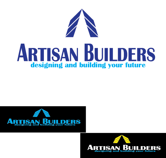 Logo Design by zorrojr_2013 - Entry No. 74 in the Logo Design Contest Captivating Logo Design for Artisan Builders.